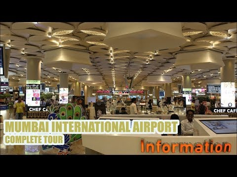 Mumbai International Airport | Departure Lounge Tour | Unedited