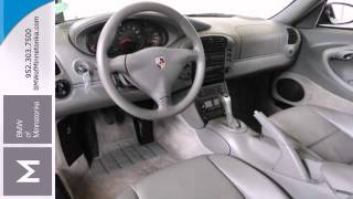 2001 Porsche 911 Carrera Minnetonka Minneapolis, MN #33890A - SOLD