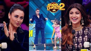 Super Dancer - Chapter 2 | Double Power, Double Magic | Rani Mukherjee Special Dance | Promo
