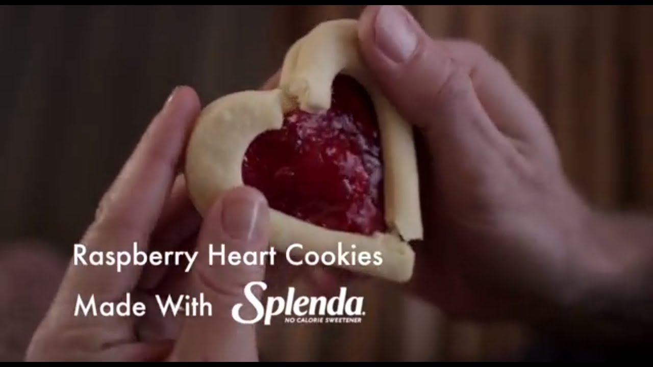 Recipes splenda cookies