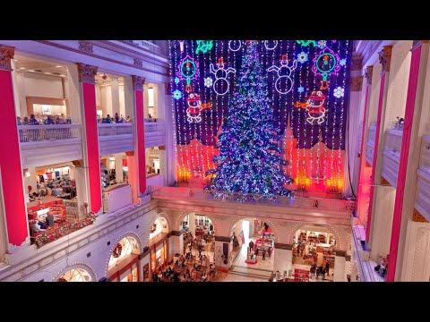 NEW YORK CITY 2019: CHRISTMAS