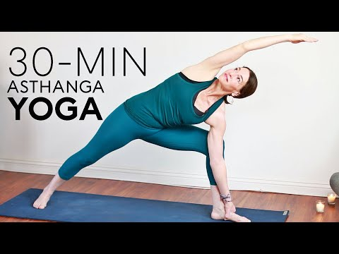 Ashtanga Yoga Body Workout (30 minute Flow) For Inner Peace