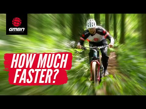 How Much Faster Can Rich Get In 2 Weeks? | Mountain Bike Progression Challenge