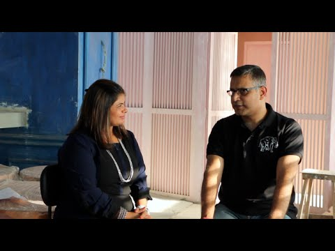 Interview with Chef Atul Kochhar  ( NRI & Lima)