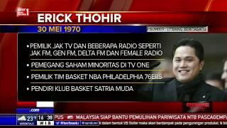 Download Video Profil Erick Thohir, Calon Ketua Timses Jokowi-Ma'ruf MP3 3GP MP4