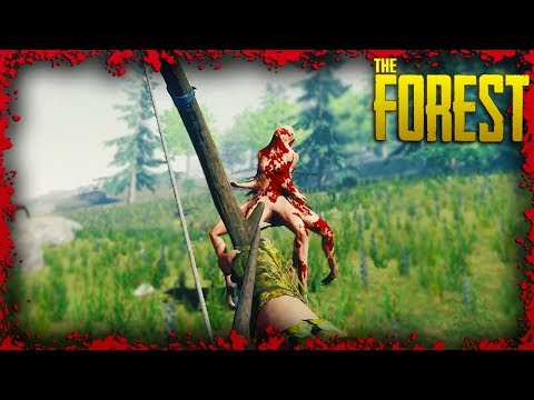 S1E8: How To Kill Mutants + Cave Raid + I NEED YOUR ADVICE!   The Forest
