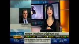 Forex Analisti Enver Erkan, dolar paritelerini yorumluyor. Bloomberg HT
