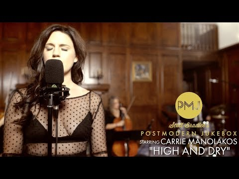 High & Dry - Radiohead (Orchestral Cover) ft. Carrie Manolakos