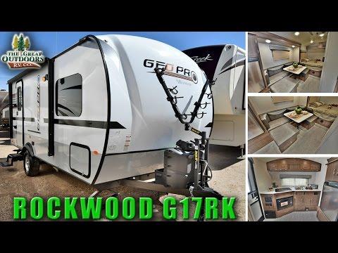 2018 FOREST RIVER ROCKWOOD G17RK Colorado RV Dealer Sales
