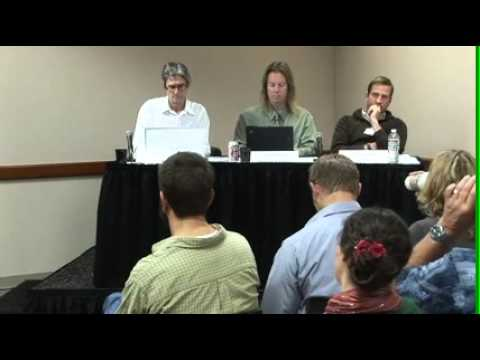 New Technologies in Marine Mammal Research (Panel Discussion)
