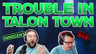 The BEST workshop mod?! Trouble in Talon Town ft. emongg