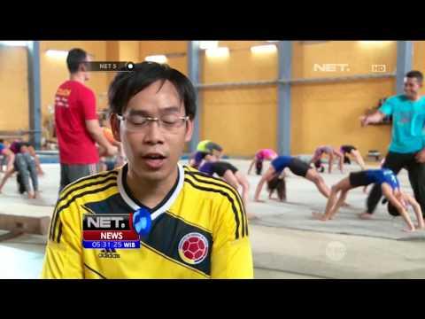 Pola Bocah Gymnastic - NET5