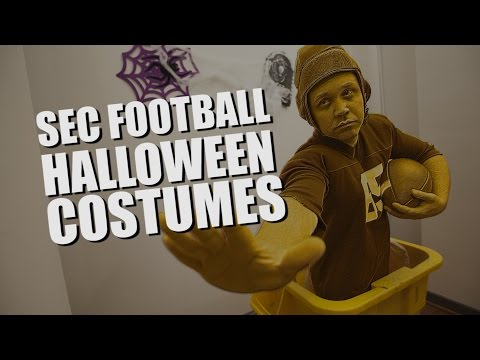 The SEC costumes Alabama fans should wear for Halloween