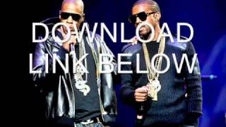 Jay-Z & Kanye West - Watch The Throne FULL ALBUM. Fast download!