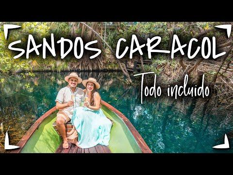 SANDOS CARACOL Eco Resort 🔴 Hotel TODO INCLUIDO ALL INCLUSIVE ✅ TODAS LAS ACTIVIDADES 🔵 CANCUN