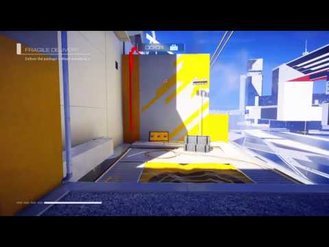 Mirror edge free running and more