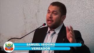 Samuel Isidoro Pronunciamento 13 07 2018
