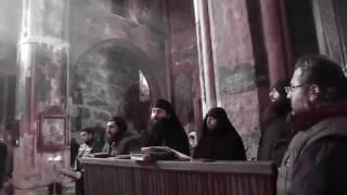 Грузинские Монахи поют чудесно! Грузия. Православие. Церковь