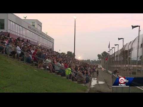 Lakeside Speedway back up and running