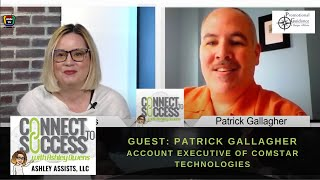 Connect to Success with Ashley Owens - Patrick Gallagher B