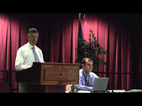 Dr. Mark Brainard; President, DTCC; Delaware US Cyber Challenge 2015