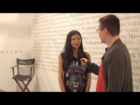 Συνέντευξη της σκηνοθέτιδας Σοφίας Σχοινά