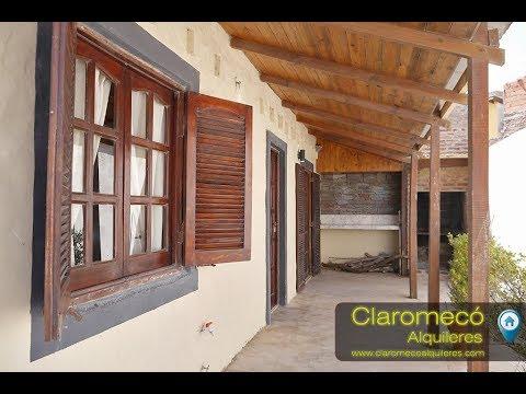 Carpediem - Claromeco Alquileres