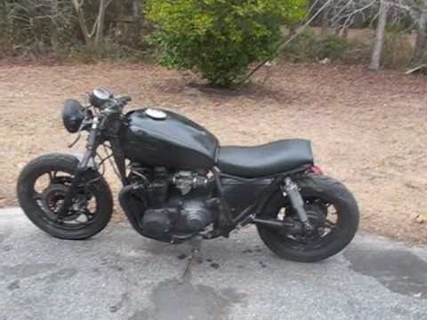 1984 kawasaki zn1100 bobber, finally finished! lets go ride. - youtube