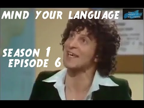 Mind Your Language - Season 1 Episode 6 - Come Back All Is Forgiven | Funny TV Show