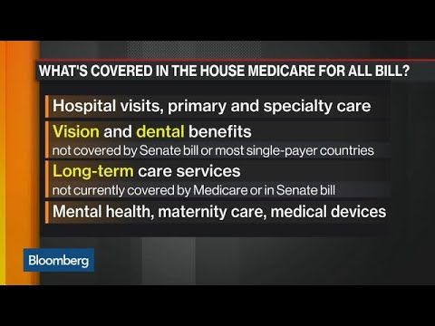 Rep. Jayapal Outlines New 'Medicare for All' Bill