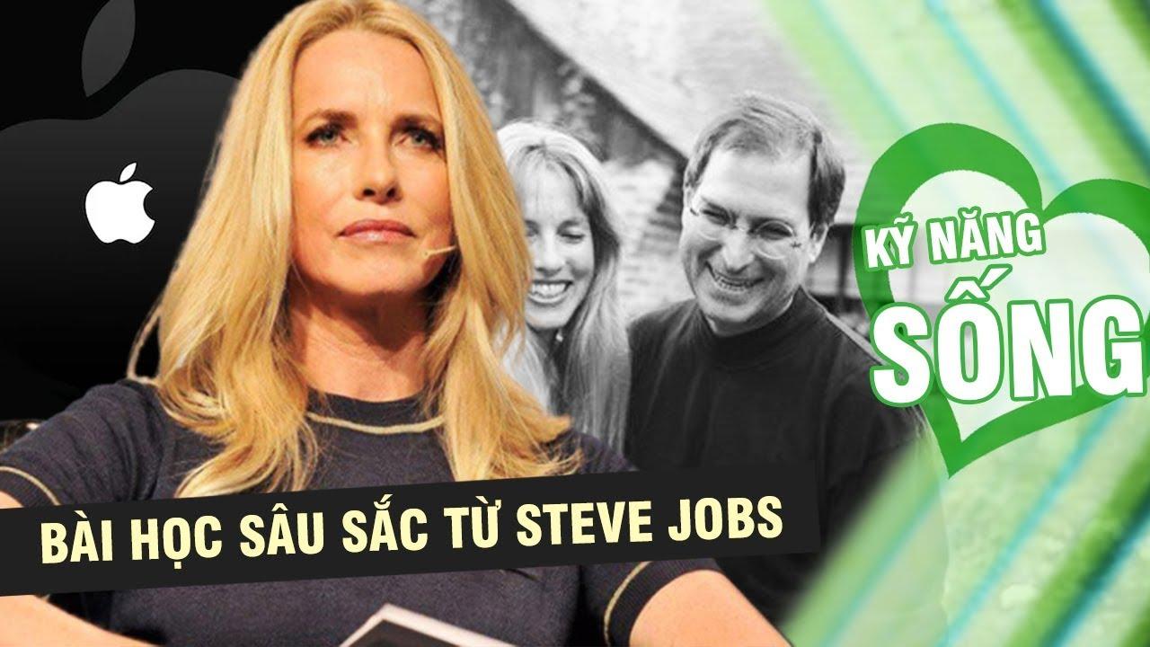 Steve Jobs Đã Sử Dụng Khối Tài Sản Khổng Lồ Được Thừa Kế Ra Sao Sau Khi Ông Qua Đời?