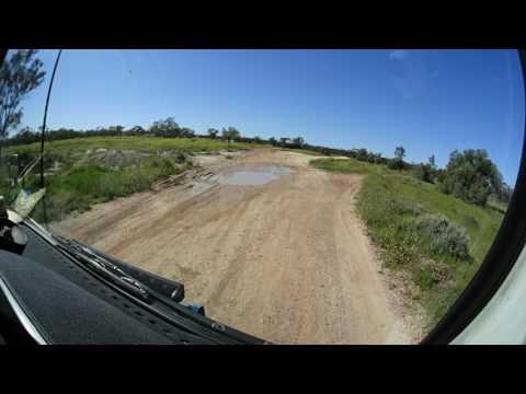 Toyota Coaster Bus Road Trip