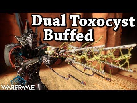 Warframe   Dual Toxocyst [Buffed] (3 Forma Build) thumbnail