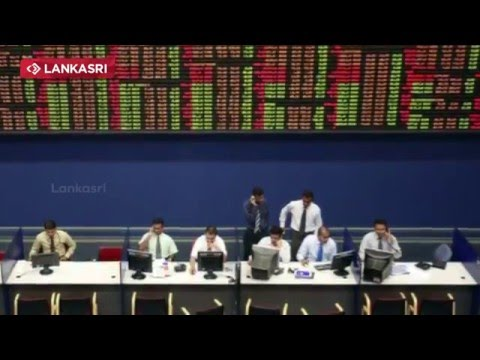 Colombo Stock market Crash   The Loss Up to 600 Billion Rupees
