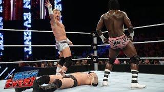 "Dolph Ziggler & ""R-Ziggler"" vs. The Miz & ""Damien Mizdow"": WWE Main Event, September 16, 2014"