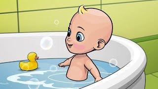 Bući Buć - Bath Song | Dečija Zona