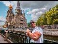 VLOG 88 - #TORUSSIAKAMLINE  على سلامتنا في روسيا - I AM IN RUSSIA !!!!!!!