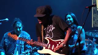 """Jimmy Wallace's Guitar Army w/ Kara Grainger, Lance Lopez, Eric Gales - """"So Many Roads"""" (DIGF 2017)"""