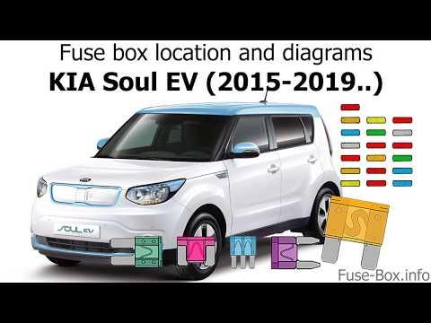 Fuse box location and diagrams: KIA Soul EV (2015-2019 ... Fuse Box Kia Soul on chrysler aspen fuse box, ford contour fuse box, vw eos fuse box, mitsubishi eclipse fuse box, lexus gs fuse box, mazda rx8 fuse box, ford festiva fuse box, mercury mariner fuse box, dodge challenger fuse box, suzuki kizashi fuse box, subaru tribeca fuse box, buick lesabre fuse box, subaru outback sport fuse box, toyota rav4 fuse box, chrysler grand voyager fuse box, honda s2000 fuse box, chevrolet equinox fuse box, chevrolet cruze fuse box, chevy traverse fuse box, mitsubishi endeavor fuse box,