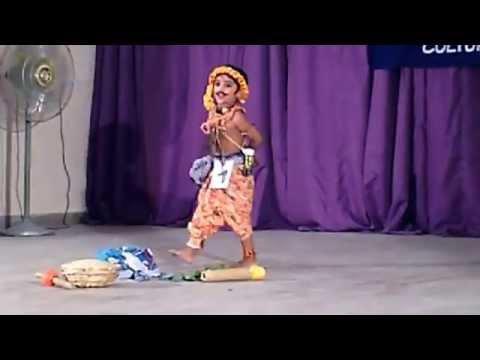 Malankuravan - Folk Dance by PRITHVI PRABEESH