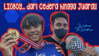 Download Mp3 Papa & Mama Dukung Lio Di Final Garuda Junior League U13!!