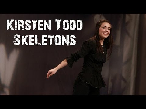 Kirsten Todd - Skeletons - Tap Solo Age 15