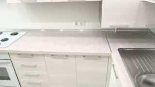 видео Угловая кухня эконом-класса