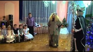 Новогодний праздник в детском саду.(, 2013-01-18T14:39:06.000Z)