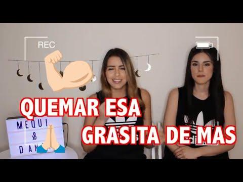 CONSEJOS para PERDER PESO / TIPS para ADELGAZAR FACIL y QUEMAR la GRASA! : Mequi & Dani