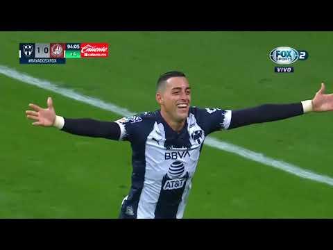 Gol de R. Funes Mori   Rayados 2-0 San Luis   Liga BBVA MX - Guard1anes 2021 - Jornada 13