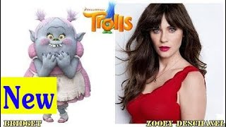 Trolls Movie Characters Behind The Voices HD 2018