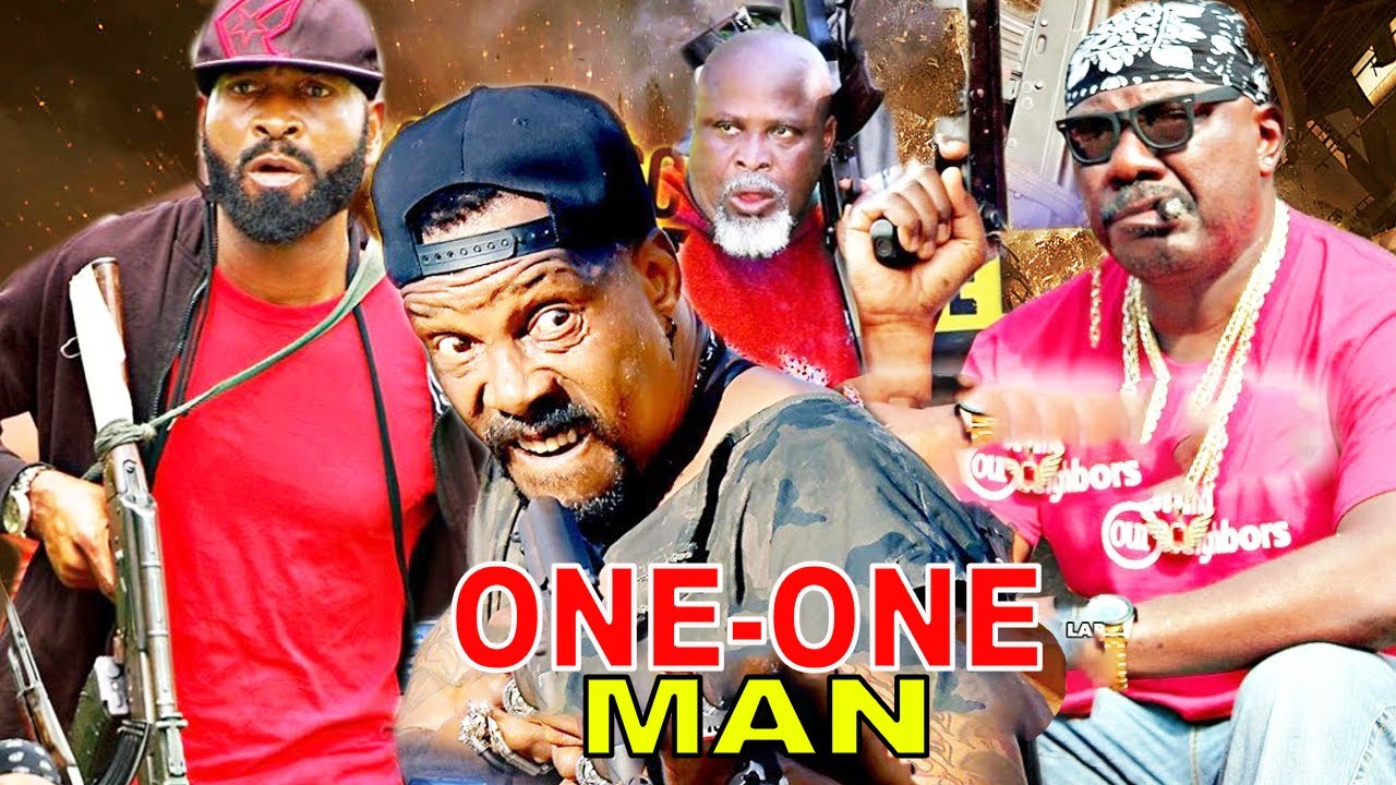 Download ONE-ONE MAN PART 3&4 - NEW MOVIE LATEST NIGERIAN NOLLYWOOD MOVIE