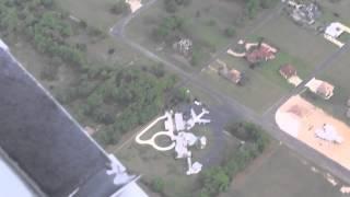 Jumbolair John Travolta's home in Ocala - Florida