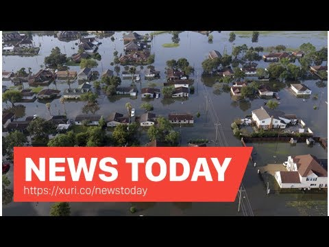 News Today - After the storm, Harvey, Houston family rebuilt.